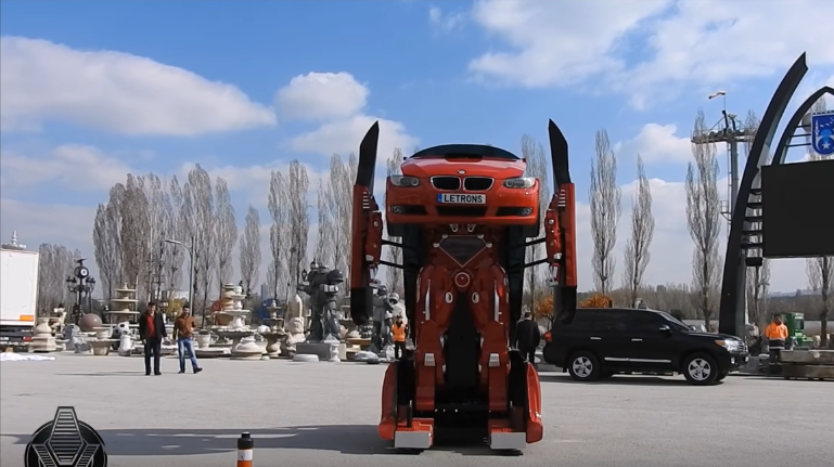 meet letrons the transformer