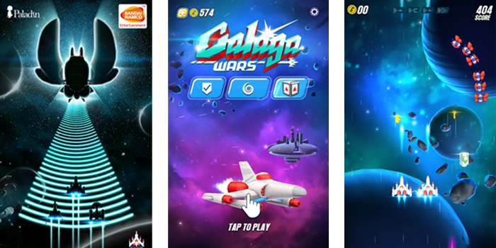 galaga - 35 years later