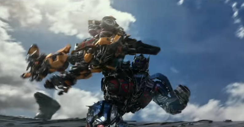 Trailer: Transformers - The Last Knight - The robots are back!