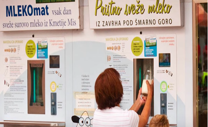 10 Crazy Vending Machine all over the world