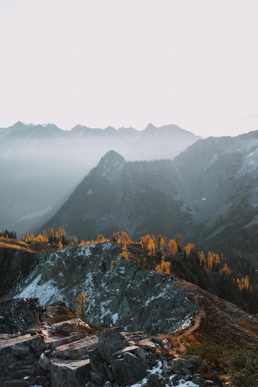 North Cascades National Park, WA - jtobiason- http://bit.ly/2k2QDDs