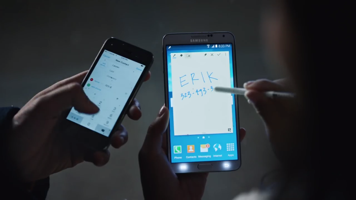 Video: This Samsung commercial knows how to troll