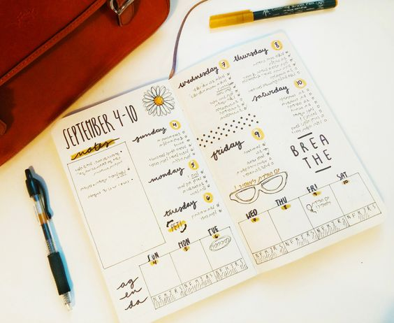 Journal Hacks: 7 Inspiring Journal Ideas to follow