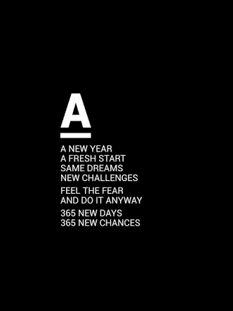 A New Year - ABZer0R - http://bit.ly/2DIa5d6