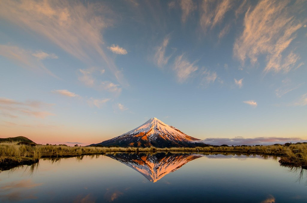 Mount Taranaki, New Zealand - rodrigobb - http://bit.ly/2C7UlzR