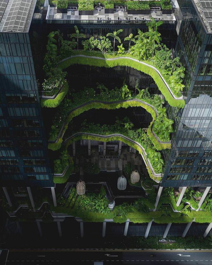 Embedding Architecture with Nature - GallowBoob - bit.ly2obkQj1