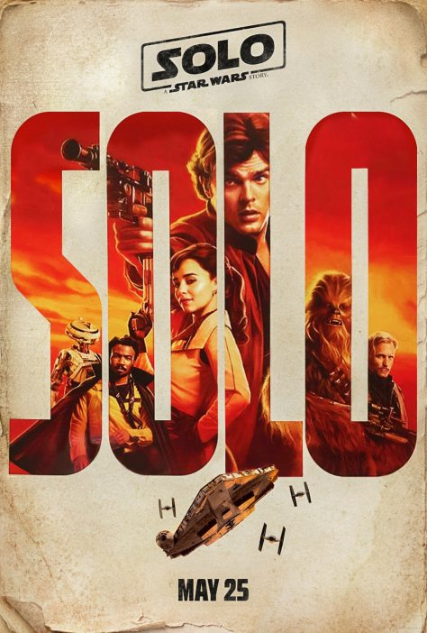 New Poster for 'Solo A Star Wars Story - BunyipPouch