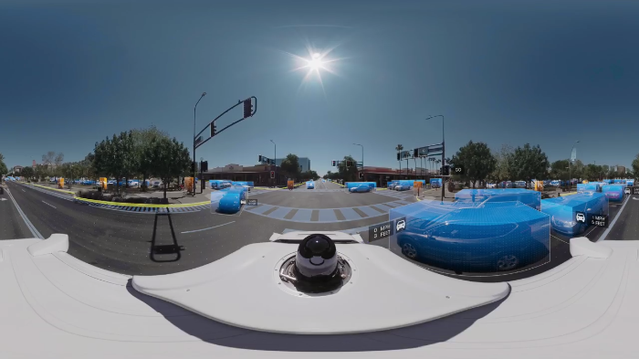 Video: Experience the behind-the-scenes of a Self driving car