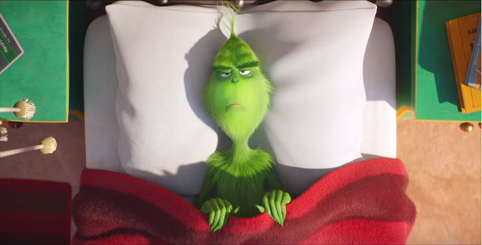 Trailer: The Grinch is meaner as ever
