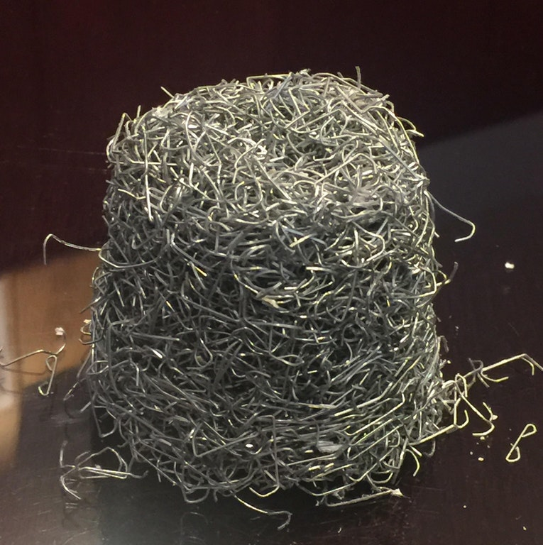 I throw my used staples in a cup. This is a couple years worth of used staples. - cacti750 - https-::bit.ly:2qWBQLl