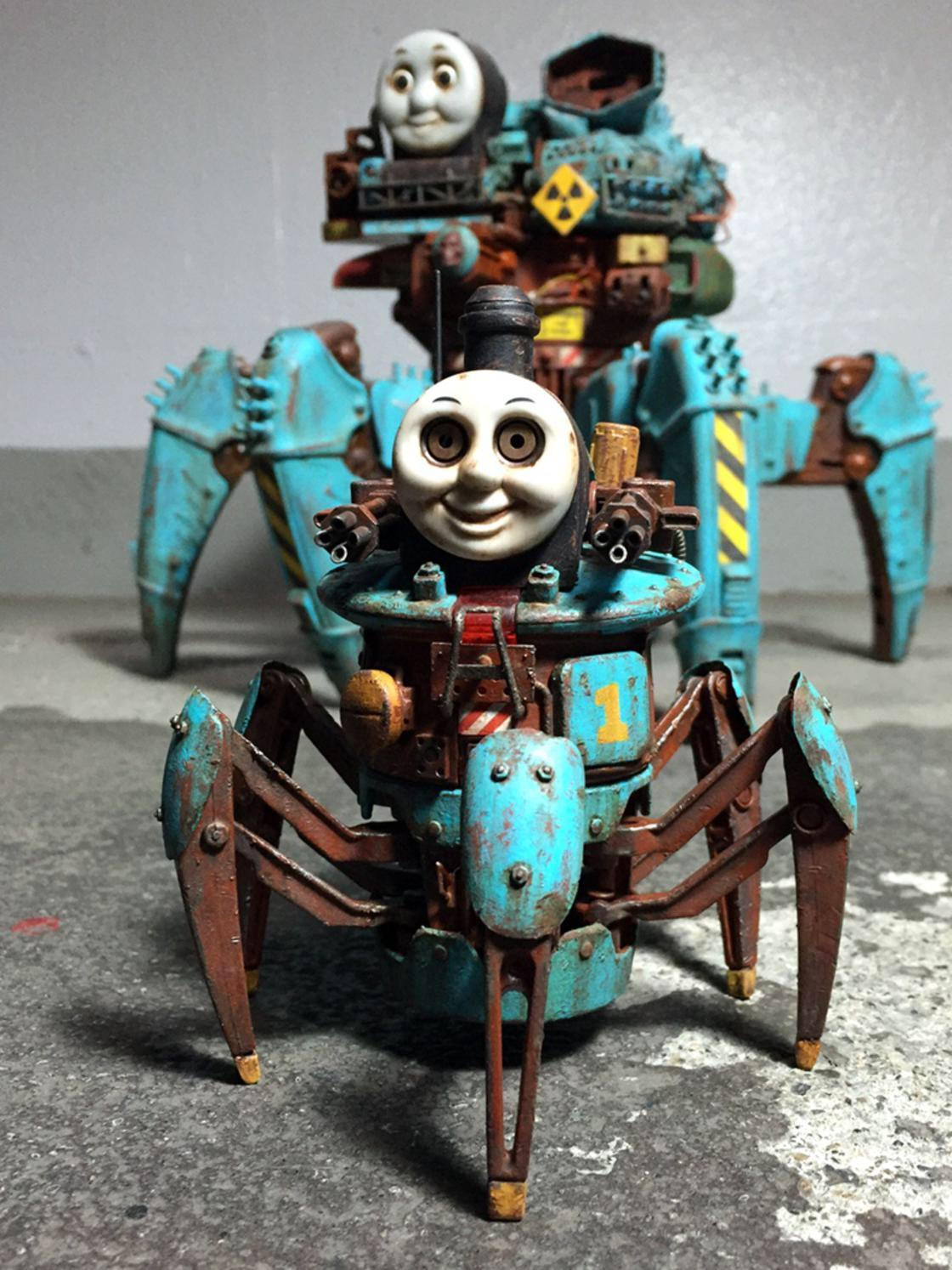 Mecha Thomas - Cheekibreeki401k - bit.ly2FrpmzC