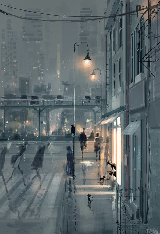 Small Things, Pascal Campion, Digital, 2018 - OwnTheKnight - https-::bit.ly:2JWLmFN