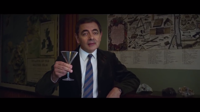 Trailer: Johnny English Strikes Again