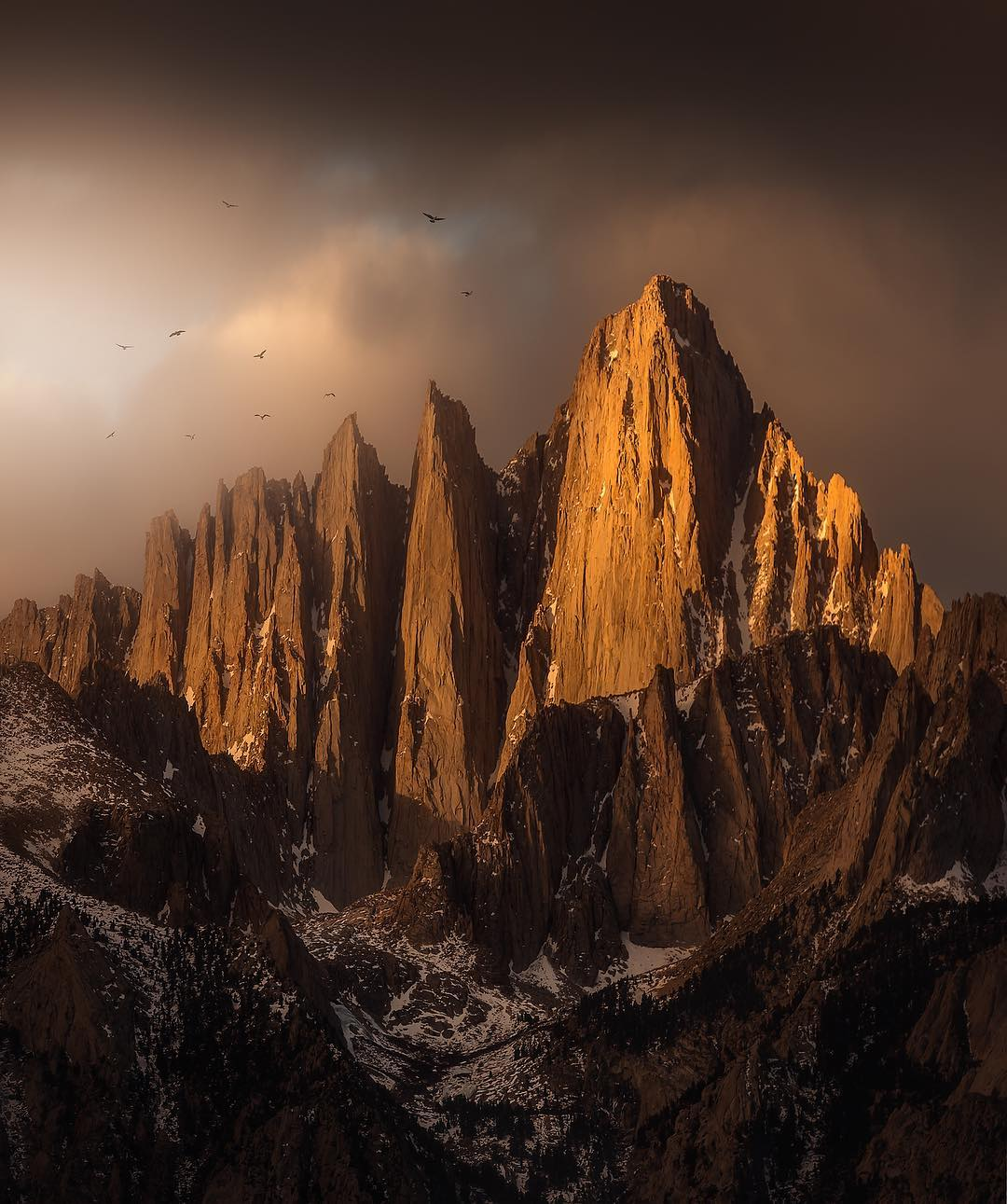 Mount Whitney, California - scbmobile - bit.ly2xn2uT6