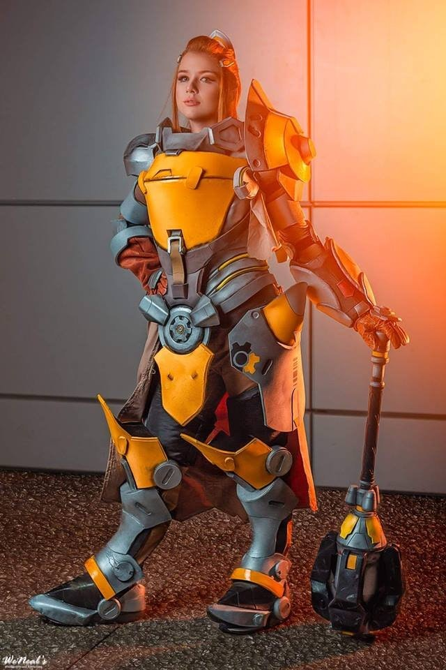 My friend's Brigitte Cosplay - OverBlownTea - bit.ly2Kfadbd