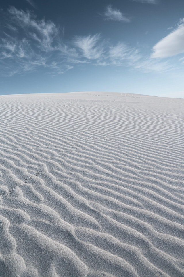 White Sands National Monument, New Mexico - finitelite - bit.ly2J97oIT