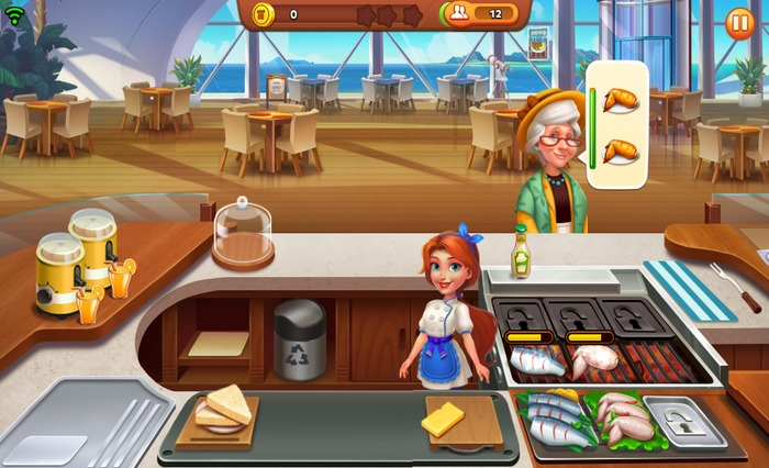 Game Review: Cooking Joy