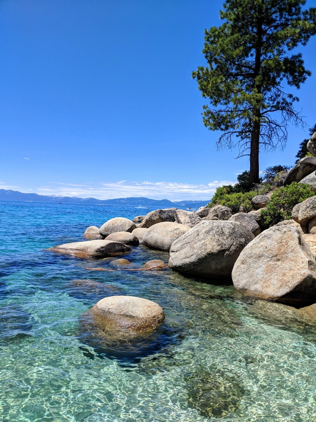 Sand Harbor Lake Tahoe - kozimn - bit.ly2NAFoMZ