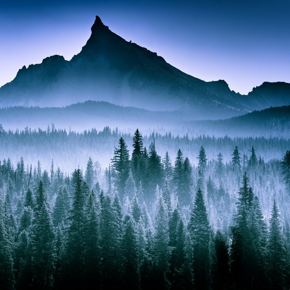 Smoky Mount Thielsen, Oregon - sexualchalk - bit.ly2Ohi3iQ