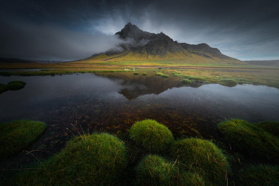Moody afternoon in Iceland - cryptodesign - bit.ly2NhRRbU