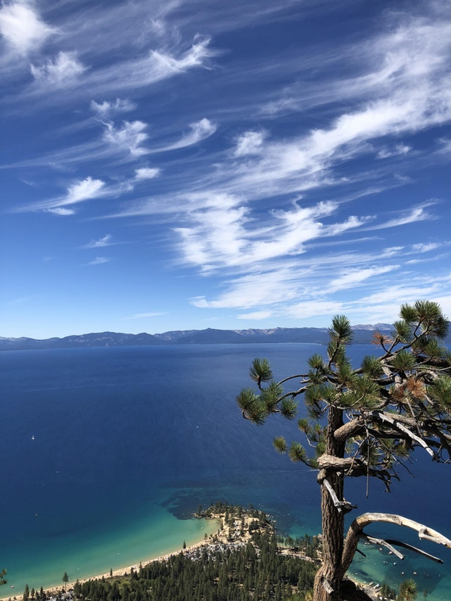 The Flume Trail. North Tahoe, NV - Zaxhary - bit.ly2p28gmh