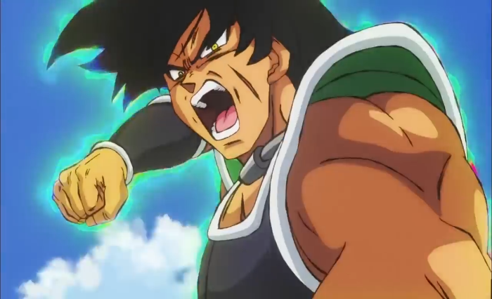 Trailer: Dragon Ball Super: Broly Movie