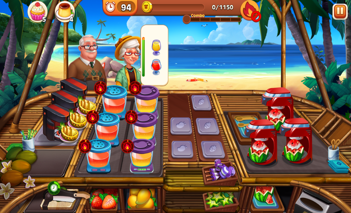 Game Review: Cooking Madness