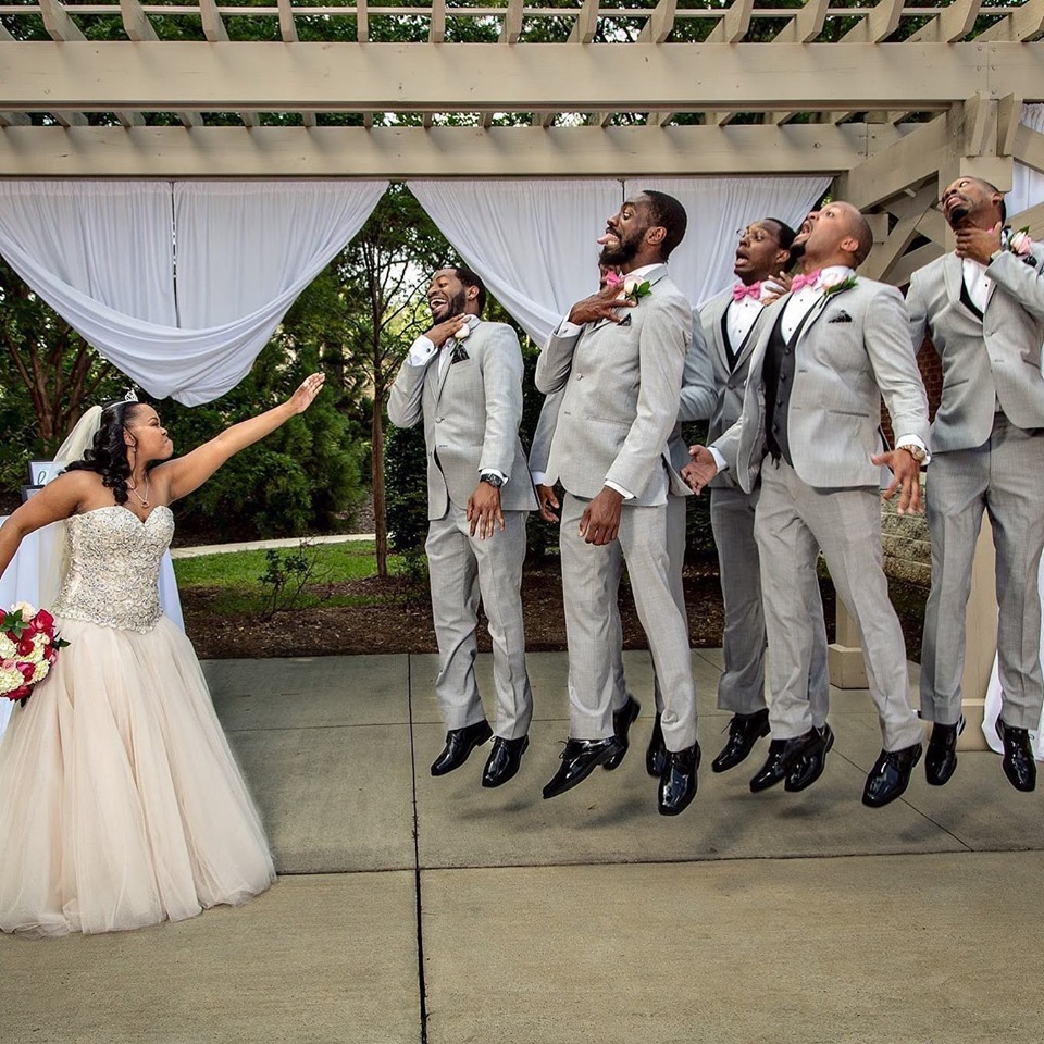 Best wedding photo ever