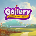 Game Review: Gallery Coloring Book and Decor