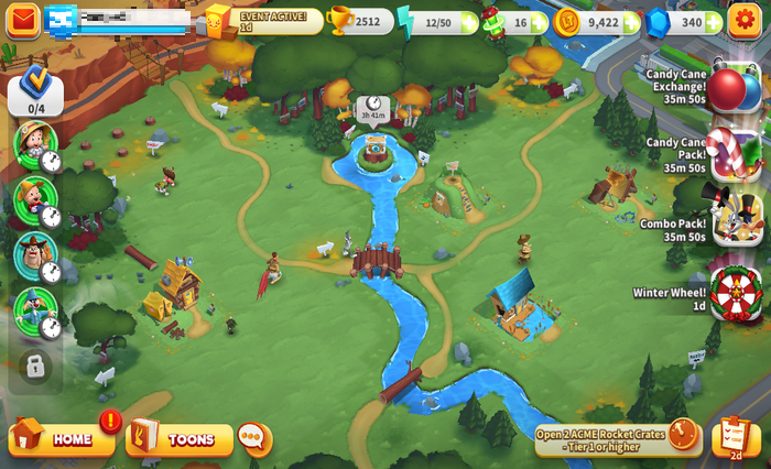 Game Review: Looney Tunes World of Mayhem