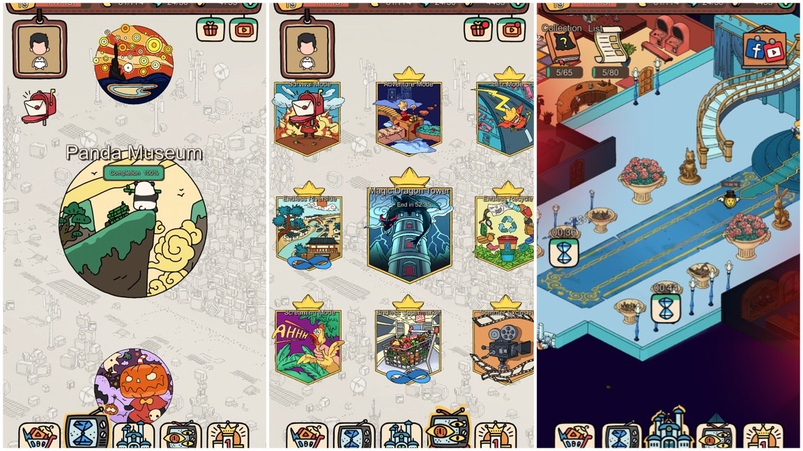 Game Review: Dream Detective